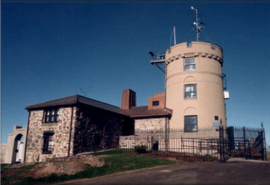 Funding Restored for Blue Hills Trailside and Blue Hill Observatory