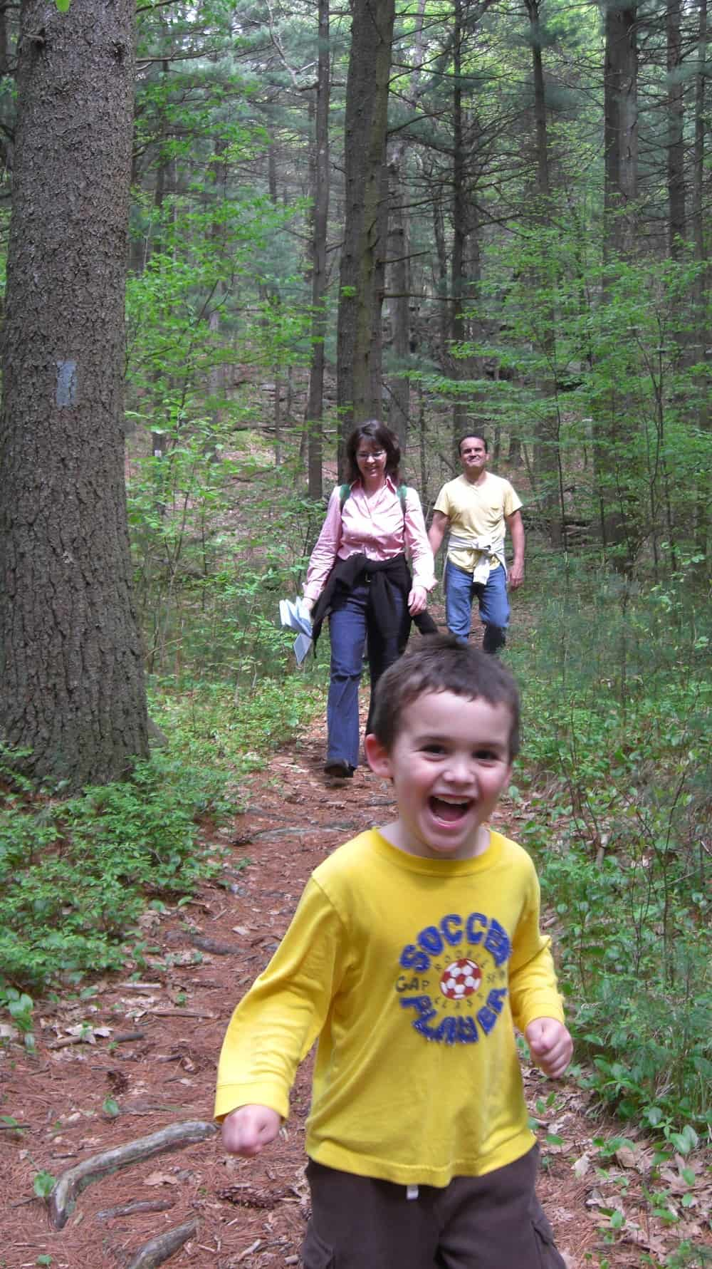 Three Tips for Hiking in the Blue Hills