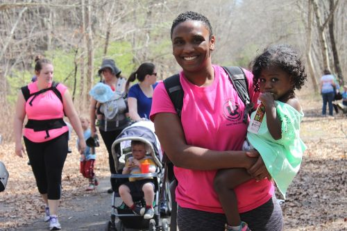 Tips for Bringing Young Children on a Hike