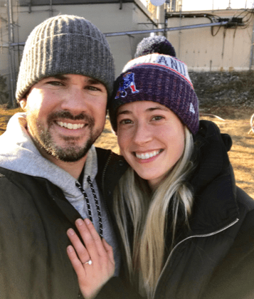 Blue Hills Engagement