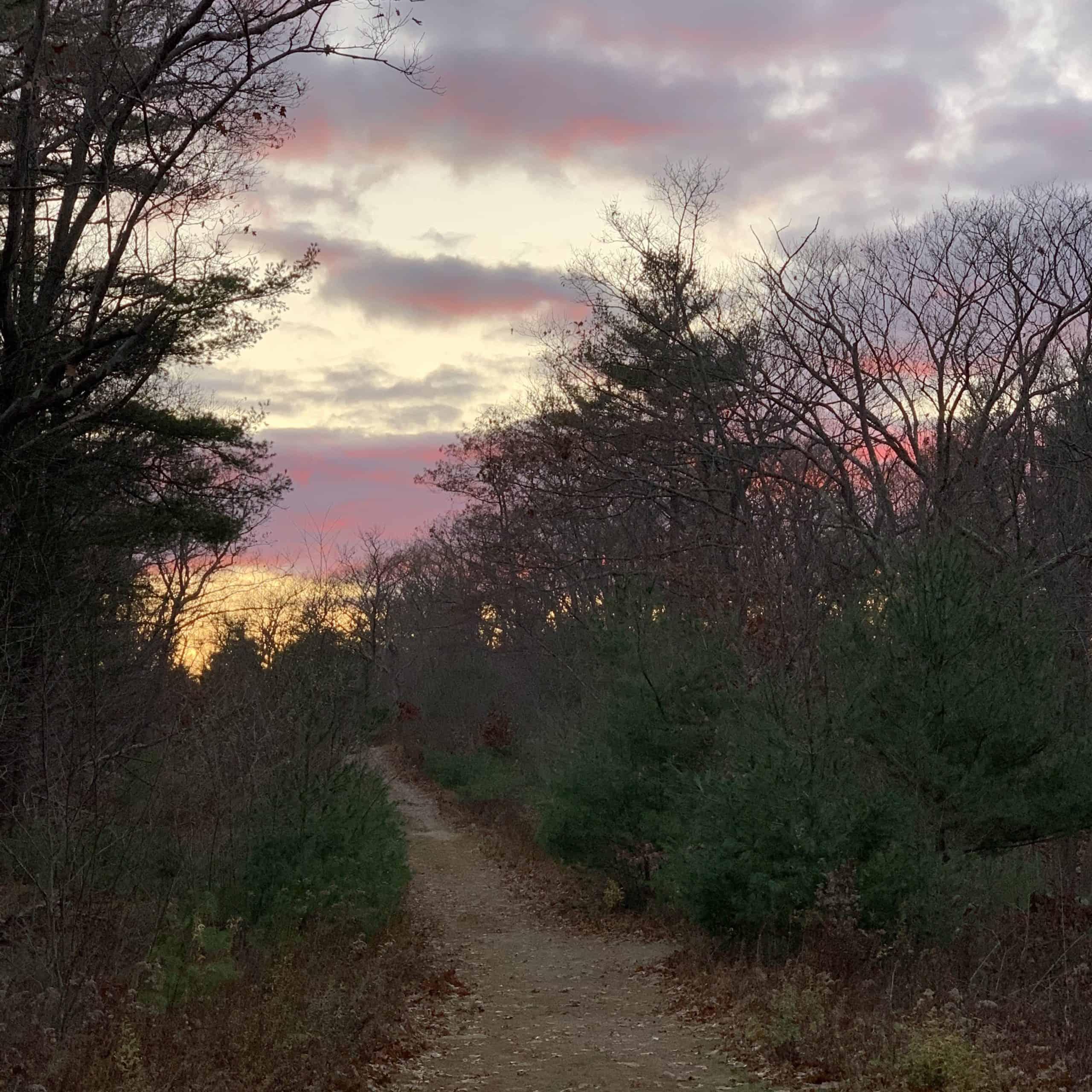 the path to sundown